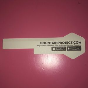 Six Mountain Project stickers